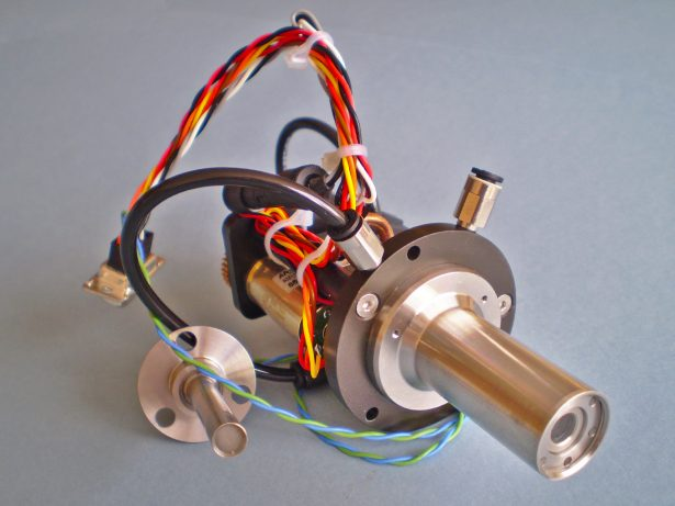 electromechanical instrumentation assemblies