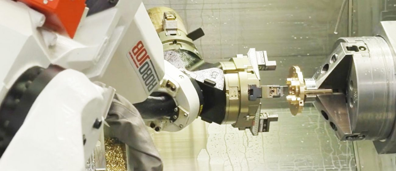 Robotic Assisted Machining